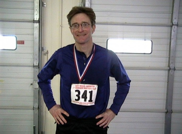 Harrisburg Area Road Runners Club Marathon Runner Mark Sullivan